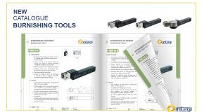📖 New catalogue of burnishing tools